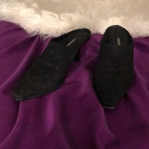 Black Donald J Mules